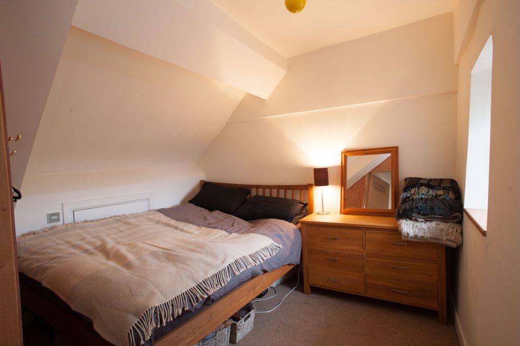 Artist in Residence - Bedroom